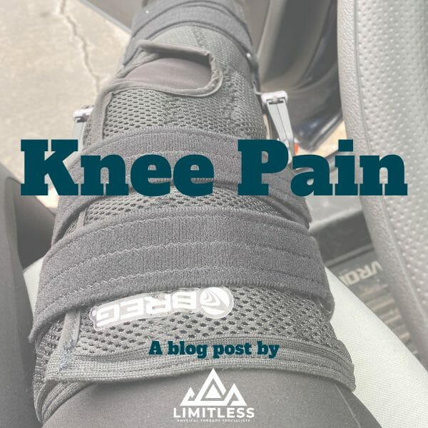 Living with Knee Pain? Physical Therapy Can Help!
